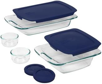 Pyrex Easy Grab 8-pc. Bake & Store Set