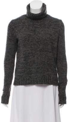 J Brand Wool-Blend Turtleneck Sweater