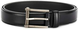 Versace adjustable buckle belt
