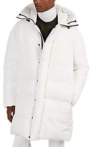 Craig Green 5 MONCLER Men's Darter Logo-Patch Down-Quilted Puffer Coat - Neutral