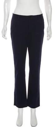 Lauren Ralph Lauren Mid-Rise Straight Jeans