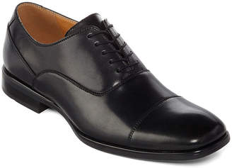 COLLECTION Collection by Michael Strahan Lloyd Mens Cap-Toe Oxford Shoes