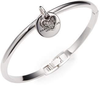 Marc by Marc Jacobs Jewelry Women's Coin & Heart Charm Cuff Bracelet
