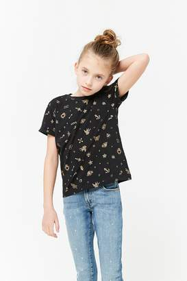 Forever 21 Girls Love Graphic Tee (Kids)