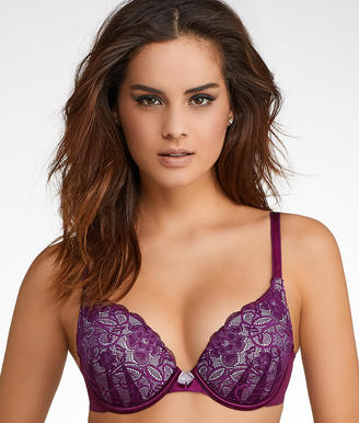 Lily of France Ego Boost Lace Push-Up Bra - Women's $36 thestylecure.com
