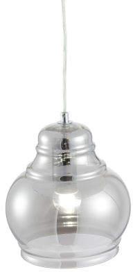 1 Light Modern Glass Pendant