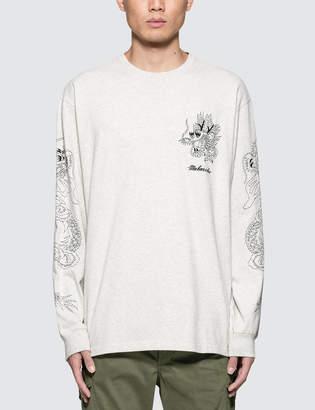 MHI Stencil Dragon L/S T-Shirt