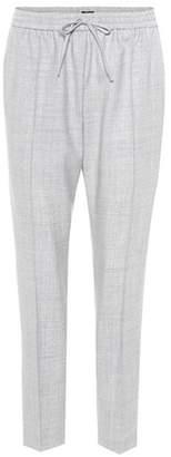 Joseph Comfort wool-blend trousers