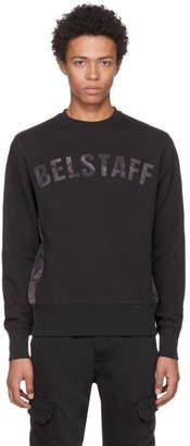 Belstaff Black Sophnet. Edition Grantley Sweatshirt