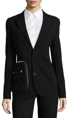 Givenchy Peak Lapels Jacket