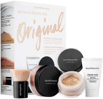 bareMinerals Nothing Beats the Original 4-Piece Get Started Kit