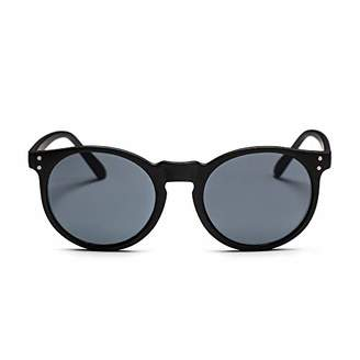 CHPO Unisex's Coxos Sunglasses, Black