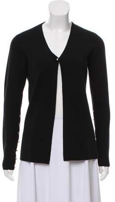 Saks Fifth Avenue Knitted Button Up Cardigan