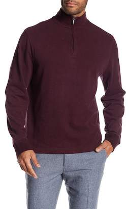 Brooks Brothers Half Zip Sweater