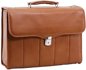 McKlein McKleinUSA North Park 15.4 Leather Executive Laptop Briefcase