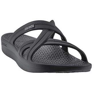Telic Women's Mallory Sandal - Comfort Slide with Orthotic Grade Arch Support