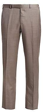 Ermenegildo Zegna Men's Achillfarm Wool Pants