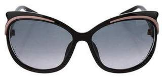 b41bb361caf Pre-Owned at TheRealReal. Christian Dior Tinted Oversize Sunglasses