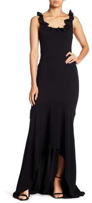 Cinq à Sept Hi-Lo Gown