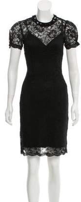 L'Agence Short Sleeve Mini Dress w/ Tags