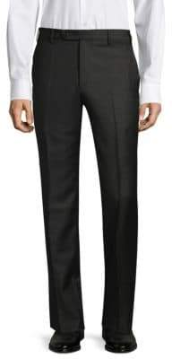 Zanella Devon Straight Wool Trousers