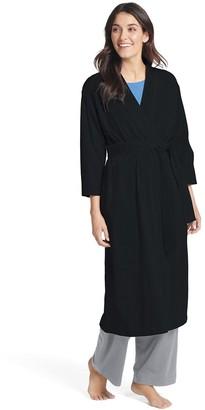 Jockey Women s Everyday Essentials Long Wrap Robe 25a5eca46