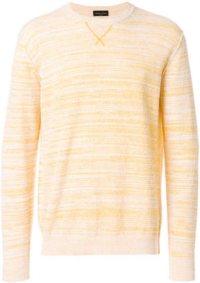 Roberto Collina patterned sweatshirt