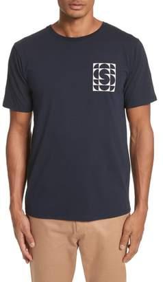 Saturdays NYC Kaleidoscope Graphic T-Shirt