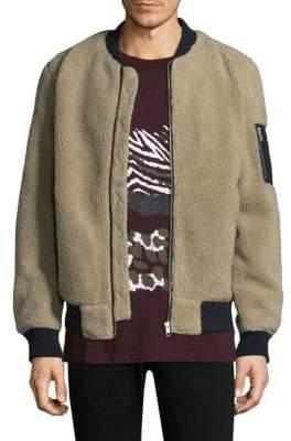 Wesc The Teddy Bomber Jacket