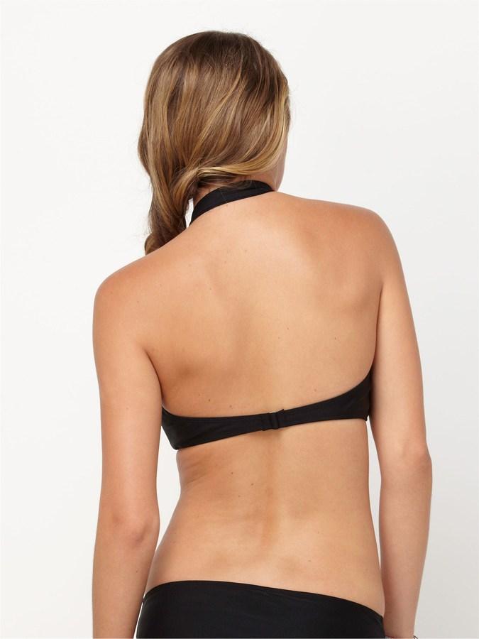 Roxy Surf Essentials Angel Bandeau Bikini Top