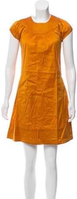 Calypso A-line Mini Dress