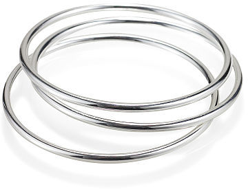 Ralph Lauren Lauren Silver-Plated Bangle Set
