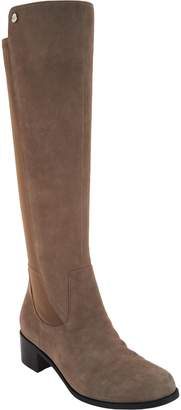 Marc Fisher Wide Calf Leather Tall Shaft Boots - Incept