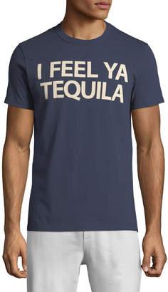Chaser Men's Tequila Feels Men's Slogan Tee