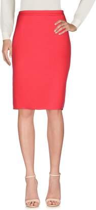 Armani Collezioni Knee length skirts - Item 35354584NN