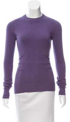 Dolce & Gabbana Cashmere Piping Sweater