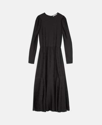 Stella McCartney larissa leopard dress