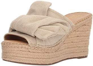 Franco Sarto Women's TALINDA2 Espadrille Wedge Sandal