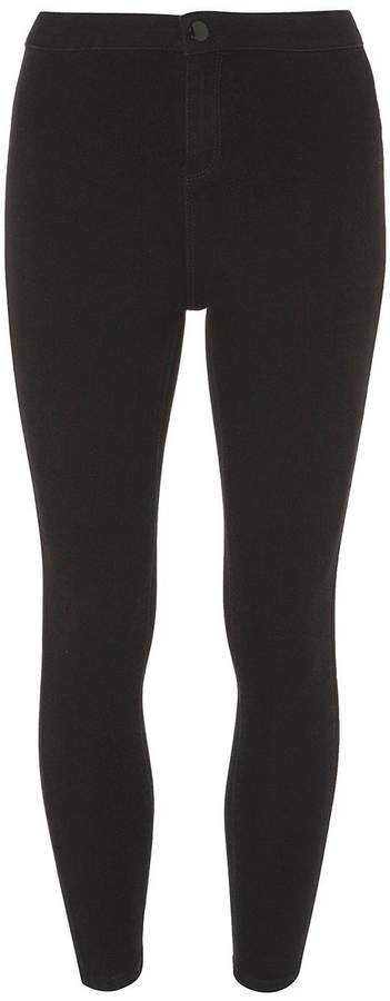 Petite black Lyla Ultra High Waisted Jeans