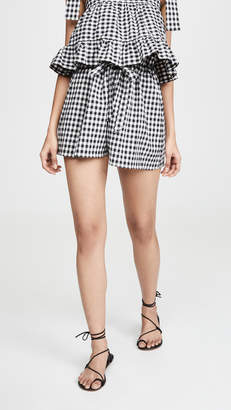 Paper London Curacao Shorts