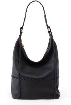 Hobo Entwine Leather Handbag