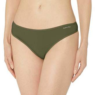 Calvin Klein Women's Form Thong