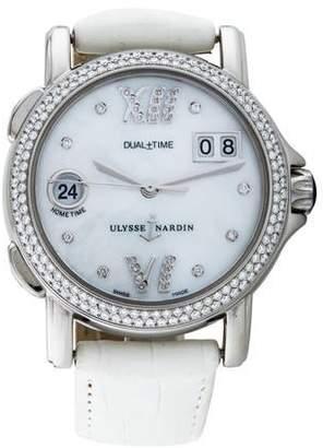 Ulysse Nardin GMT Watch