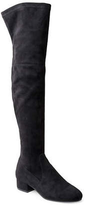 Steve Madden Teresa Back Zip Over-The-Knee Boots
