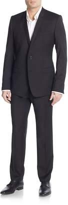 Dolce & Gabbana Men's Regular-Fit Wool Suit