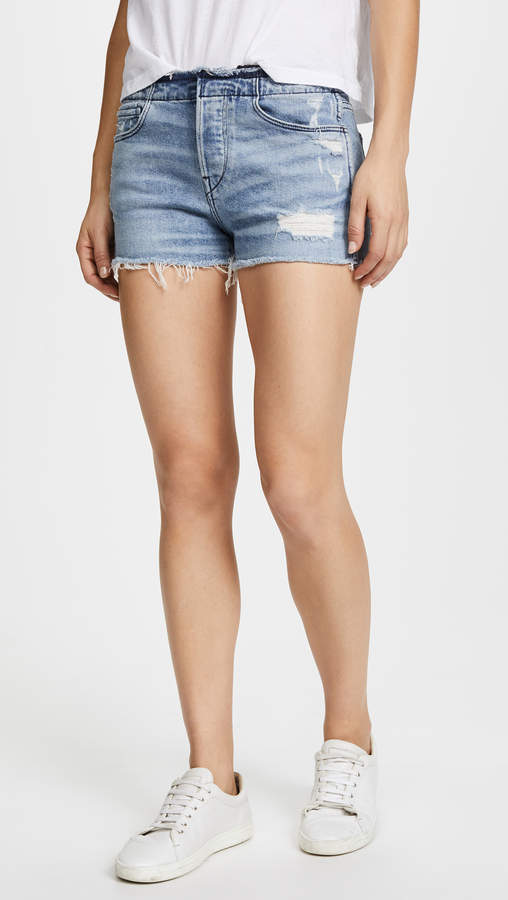 W4 Stripped Shelter Shorts