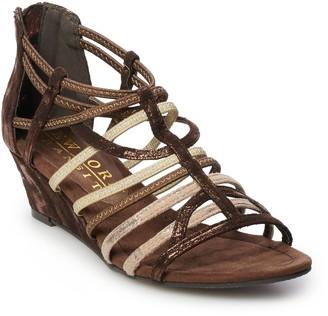 New York Transit Impressed Again Women's Wedge Sandals