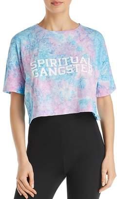 Spiritual Gangster Veracruz Tie-Dye Cropped Tee - 100% Exclusive