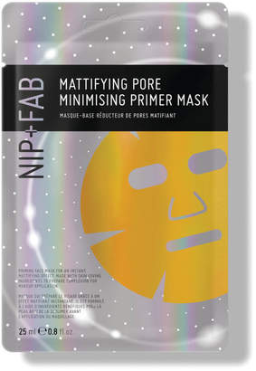 Nip + Fab Nip+Fab NIP+FAB Make Up Mattifying Oil Control Priming Sheet Mask 25ml
