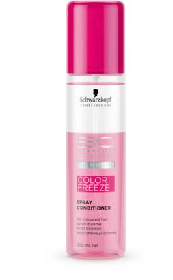 Schwarzkopf Professional BC Bonacure Color Freeze Spray Conditioner 200ml